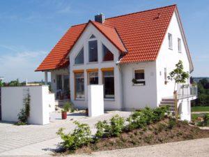 zděný dům