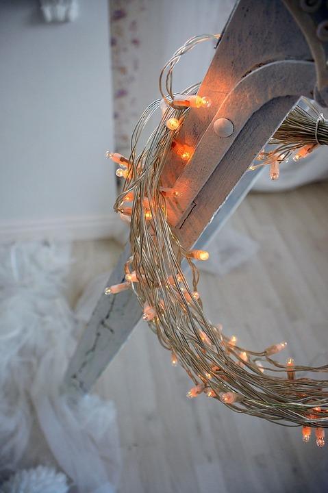 vánoční řetěz