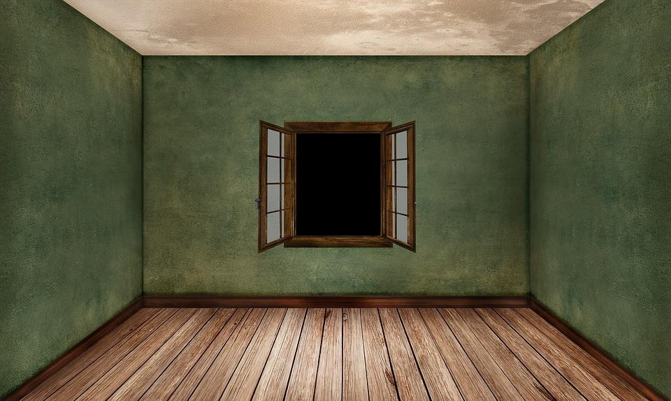 Minimální výška místnosti