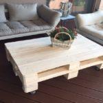 Jak postavit konferenční stolek z palet? Řekneme vám, jak na to.