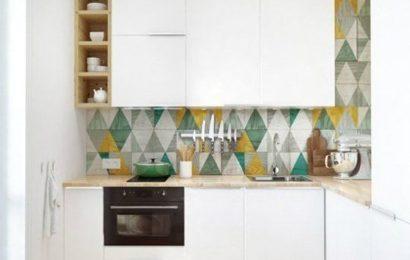 10 tipů jak zařídit malou kuchyň