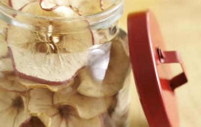 Recept na křížaly z jablek