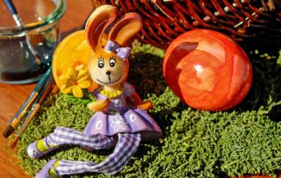 Velikonoční výzdoba, aneb veselé a barevné dekorace