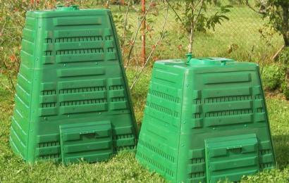Jak vybrat kompostér na zahradu?