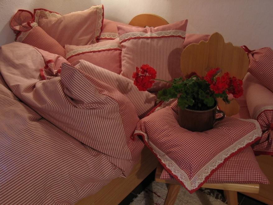 ložní prádlo český kanafas