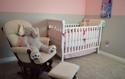 Jak vymalovat dětský pokojíček?