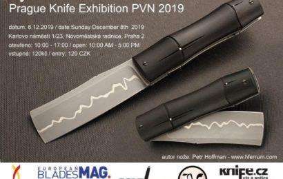 Milovníci nožů a čepelí, zbystřete!