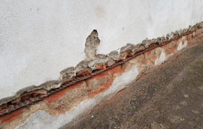 Izolace zdiva je důležitá pro dlouhou životnost stavby
